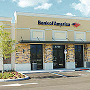 Canyon Town Center Bank of America